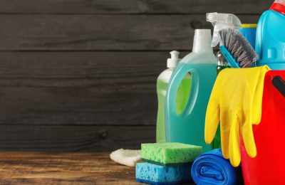 Types of cleaning agents